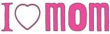 I ♥ Mom Gift Certificate