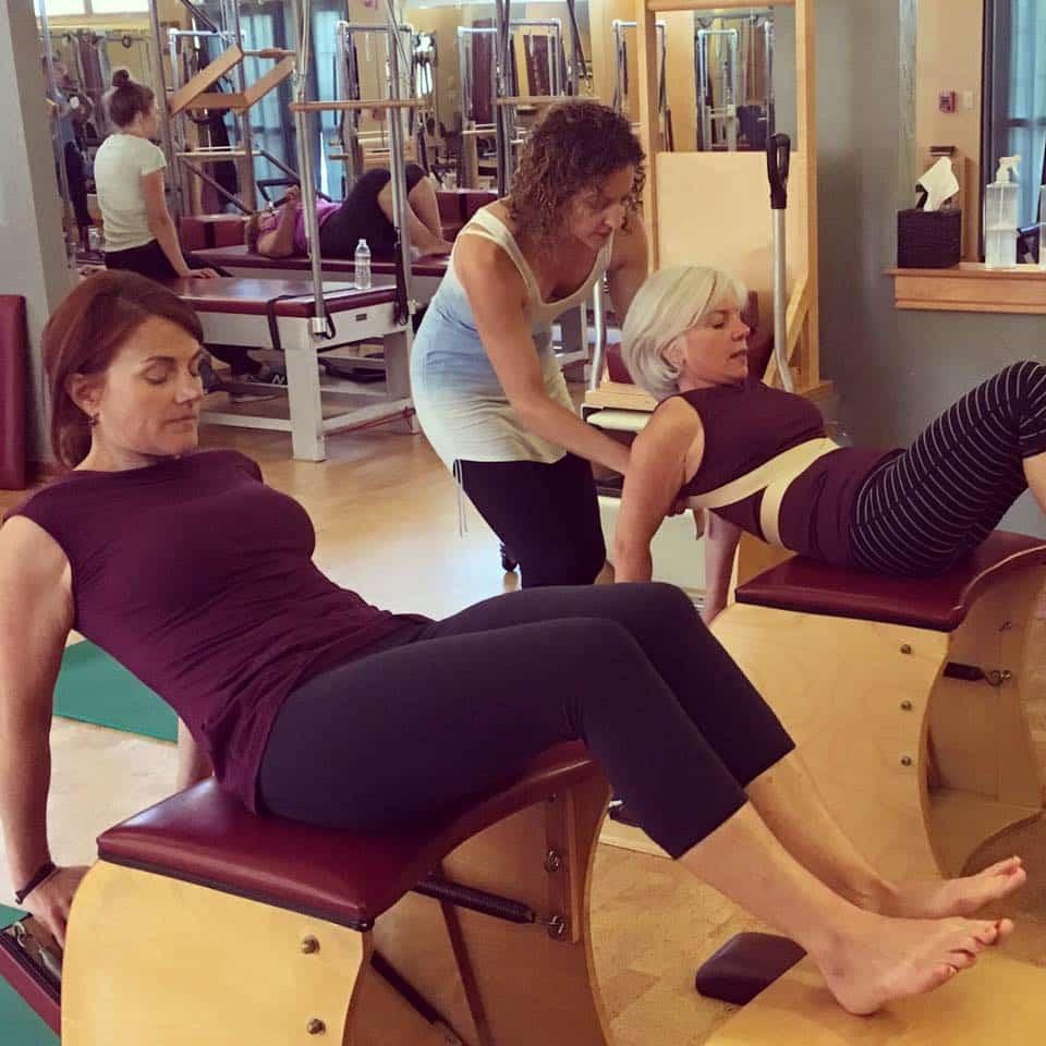 Instructors at the Pilates Principle