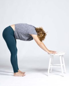 Low back mobility, hamstring mobility,