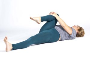 Hamstring stretch, low back pain reliever, hip mobility, psoas opener, abdominal massage, gas relief